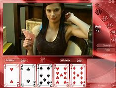 online strip poker game